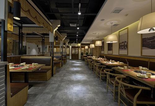 潮牛龙记火锅餐厅